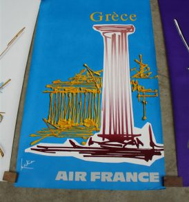 Air France - Grèce