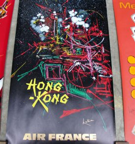 Air France - Hong Kong